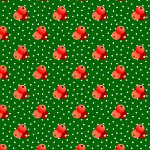 Grande rowan dots triple berries