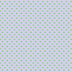 Petite lavender dots triple berries
