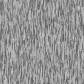 Rainy Day Scritch-Scratch Texture in Grey