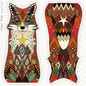 star fox decoration swatch