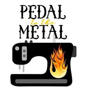 Pedal to the Metal Yellow