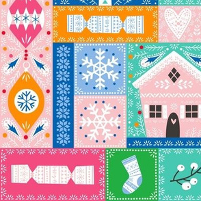 Hygge Christmas large scale
