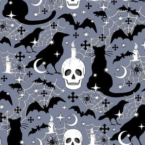 small - memento mori halloween