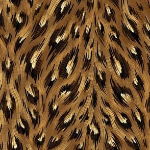 Leopard Print - Brown
