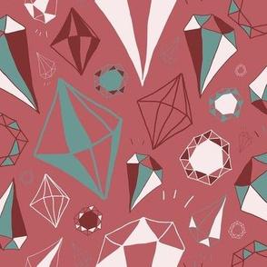 Diamond Heist - Rose