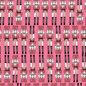 Nutcracker Regiment - Pink