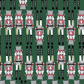 Nutcracker Regiment - Pine Green