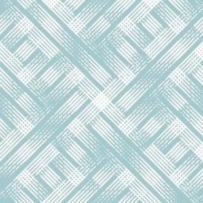Cross tiles