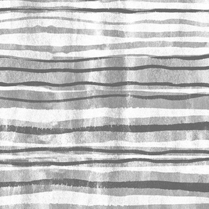 Simply Sliver Watercolor Stripes