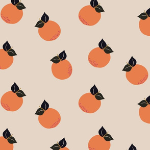 Jumbo Oranges
