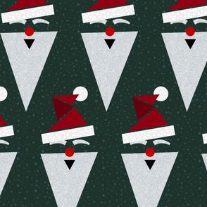 max christmas - santa claus maximalist - stylized santa
