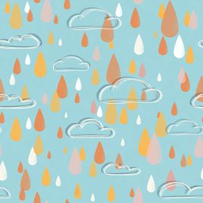 Rain - Large Scale