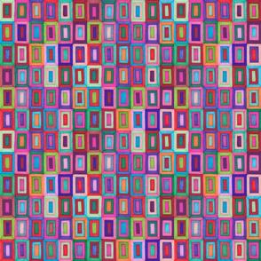 Psychedelic Rectangles medium