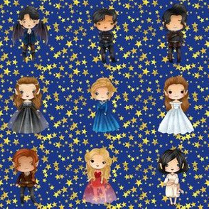 Acotar Blue Stars