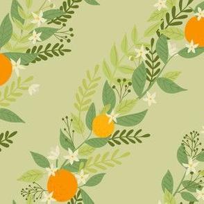 Orange Diagonal