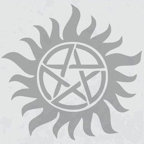Protection Symbol 6 inch