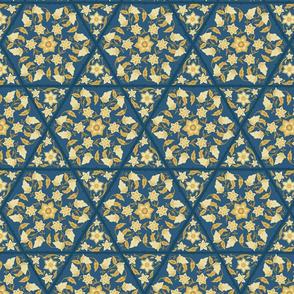Tiled  Floral