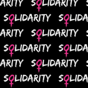Solidarity Female Symbol