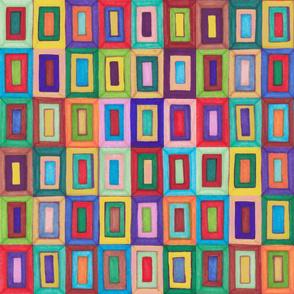 Multicolored Rectangles