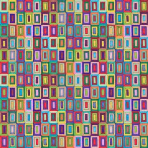 Multicolored Rectangles medium