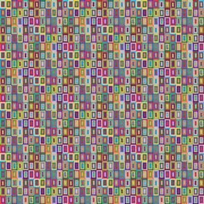 Multicolored Rectangles small
