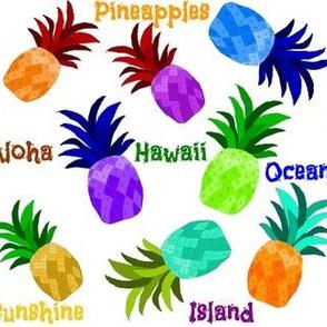 Aloha Hawaiian Pineapples