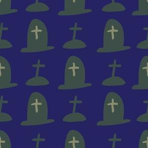 cementary by rysunki_malunki