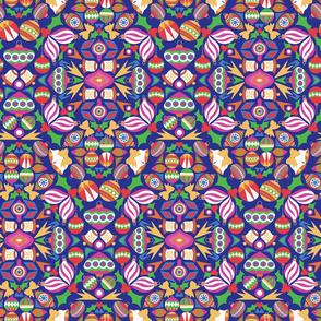 Colorful Baubles