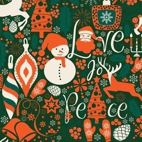 Christmas Joy Love Peace
