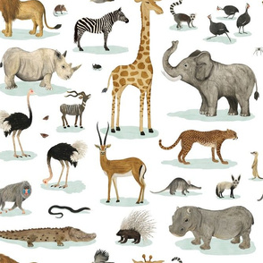 African Animals {large}