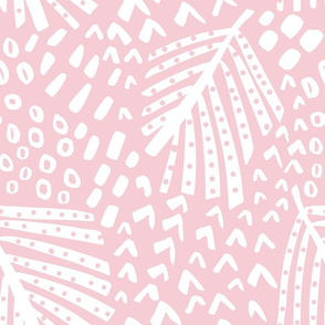 palm leaves #02