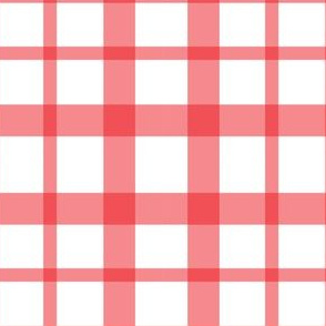 melimba GINGHAM TWIST red