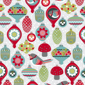 Cheerful decorations