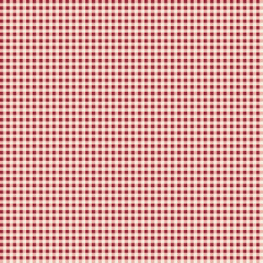 Berries and cream Gingham-.21x.21