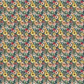 Sunflower Parade navy-1.33x1.33