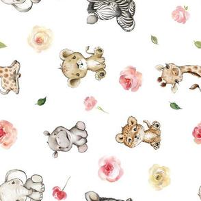Safari floral rotate
