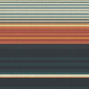 Phoenix Stripes Sunset