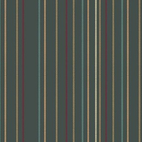 stripes/suit two