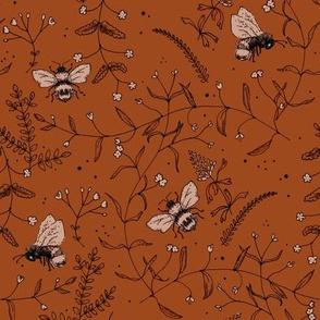 bees- rust