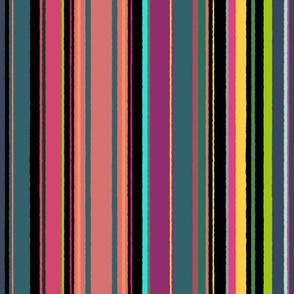 Stripes Perelin Jungle