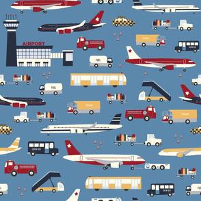 Airport Ramp