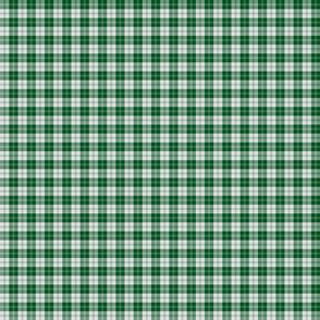 """Erskine dress tartan, 1"""" green"""