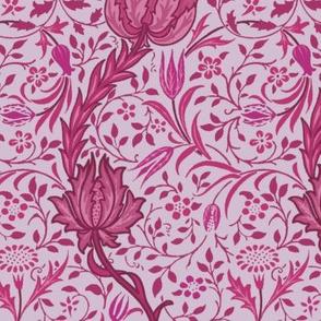 Flora ~ William Morris ~ Princes Street