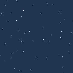 Snowy Background
