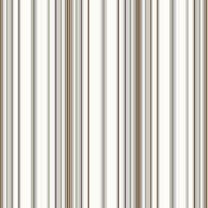 Mod Floral - Stripes