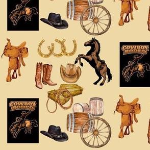 Rodeo Cowboy Up 3