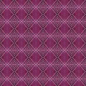 Harlequin Batik