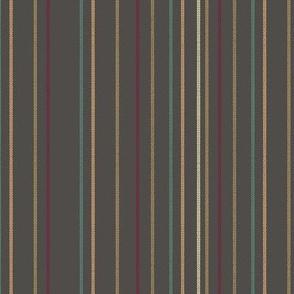 stripes/suit
