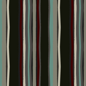 stripes/holiday