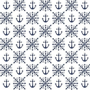 maritime winter love – tiny scale